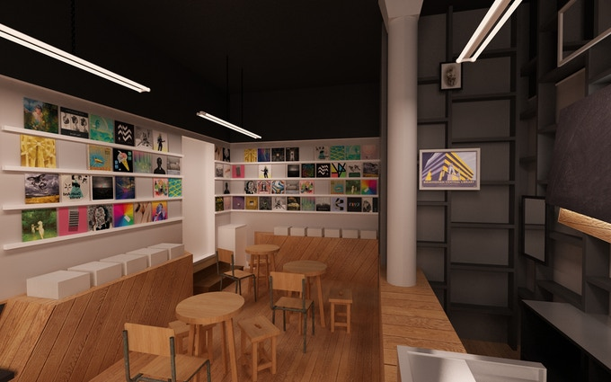 Interior Projection