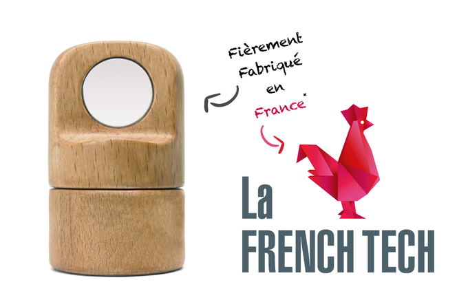 *Proudly Made in France