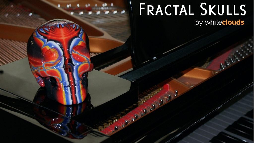 Fractal Skulls project video thumbnail