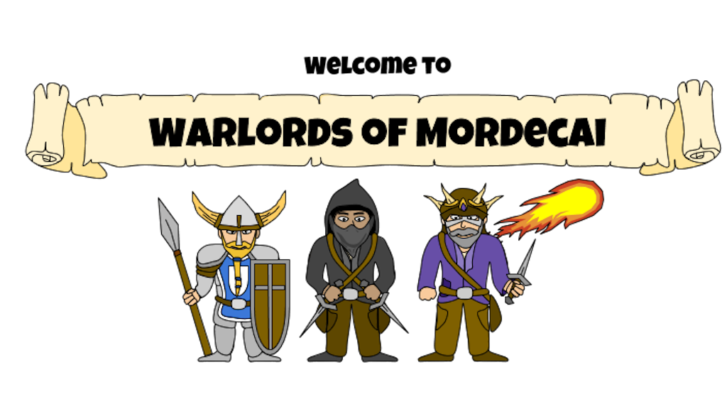 Warlords of Mordecai project video thumbnail