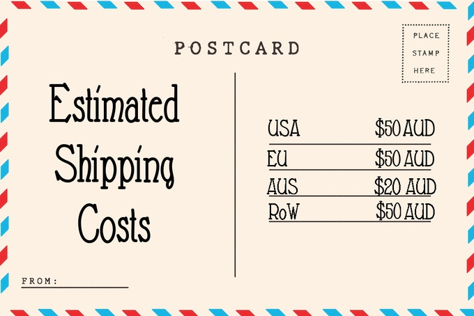 Estimated Shipping Costs