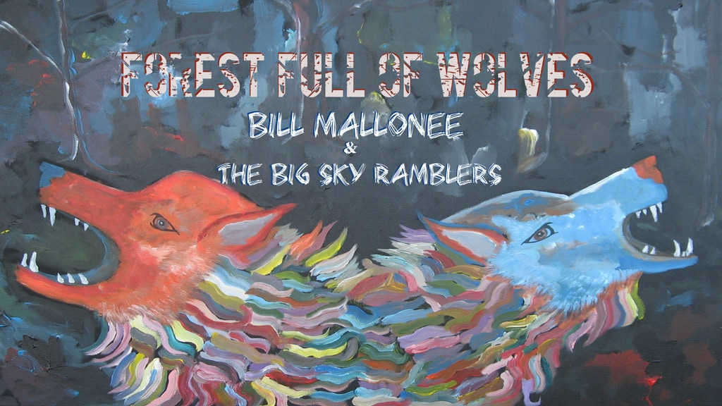 FOREST FULL OF WOLVES/by Americana songwriter, Bill Mallonee project video thumbnail