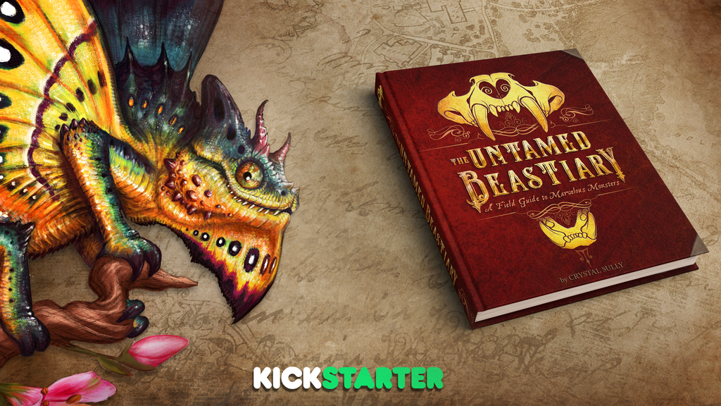 The Untamed Beastiary: A Field Guide to Marvelous Monsters project video thumbnail
