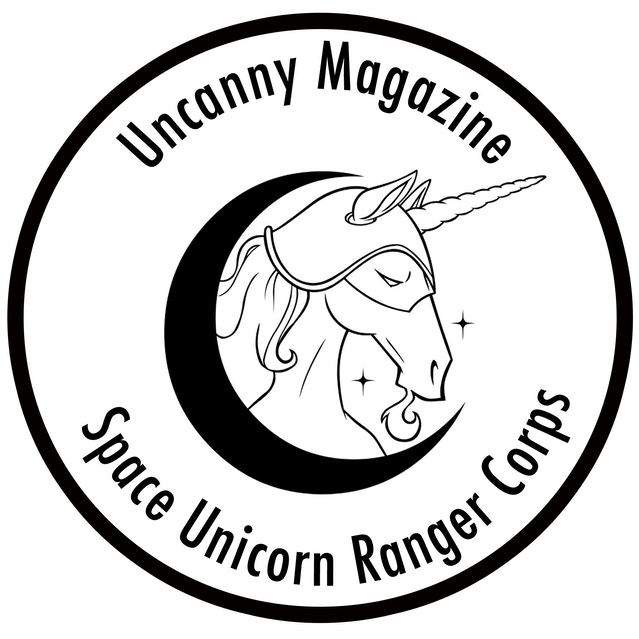 Uncanny Magazine Year Three The Space Unicorn Flies Again By Lynne