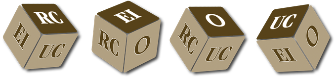 Goal #2 - $12,500 - BIGGER DICE - Increase the size of the 4 Custom Scoring Dice With Printed faces from 14mm to 16mm