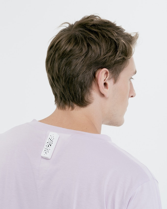 synapseWear device + garment