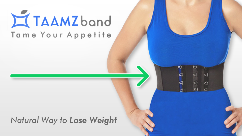 Project image for Taamz Band: Tame Your Appetite & Alleviate Back Pain (Canceled)