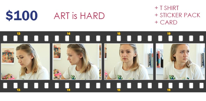 Art is Hard Blooper Reel