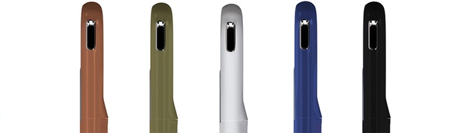 5 COLORS AVAILABLE Get your LILY case in Black, White, Rose Gold, Gold, and Electric Blue!