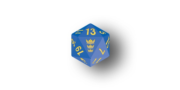 King Arthur Pendragon d20 Mock-up!