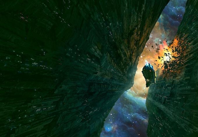 """The Razor's Edge"" by Justin Adams, Varia Studios"