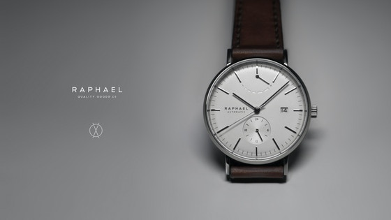 The Arcminute Automatic from Raphael Quality Goods Co.