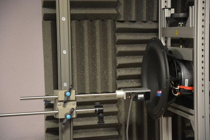 Audio Lab Drive Test