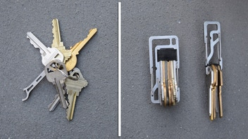 Key Titan - Your Keys Silenced, Organized, and Secured.