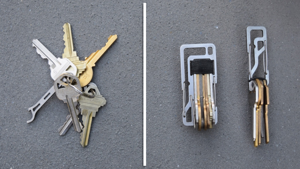 Key Titan - Your Keys Silenced, Organized, and Secured. project video thumbnail