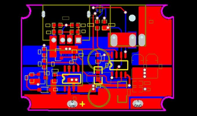 PCB board design