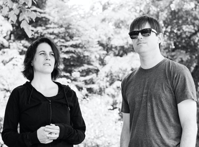 Kid Millions & Sarah Bernstein presenting their new album Tense Life