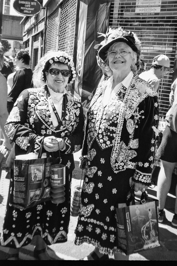 Top 20 photo: Pearly Queens by Geraldine Crimmins. Not in calendar but still for sale as a photo.