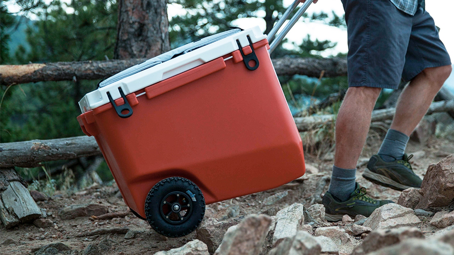 The RollR 60 by RovR Products Is The Most Feature Packed 60 Quart Cooler Ever