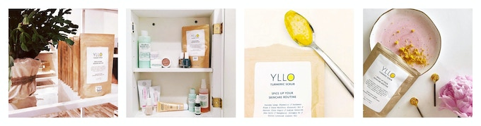 We're currently retailing our face scrub at Anthropologie stores.