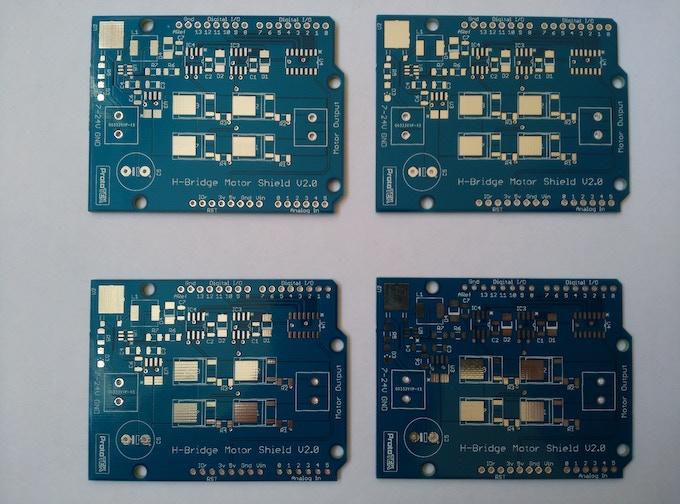 Prototype PCB's