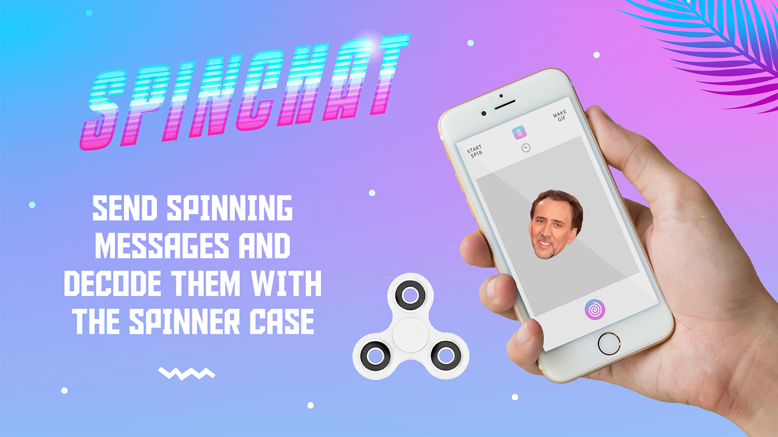 Spinchat By Evan Keast Kickstarter