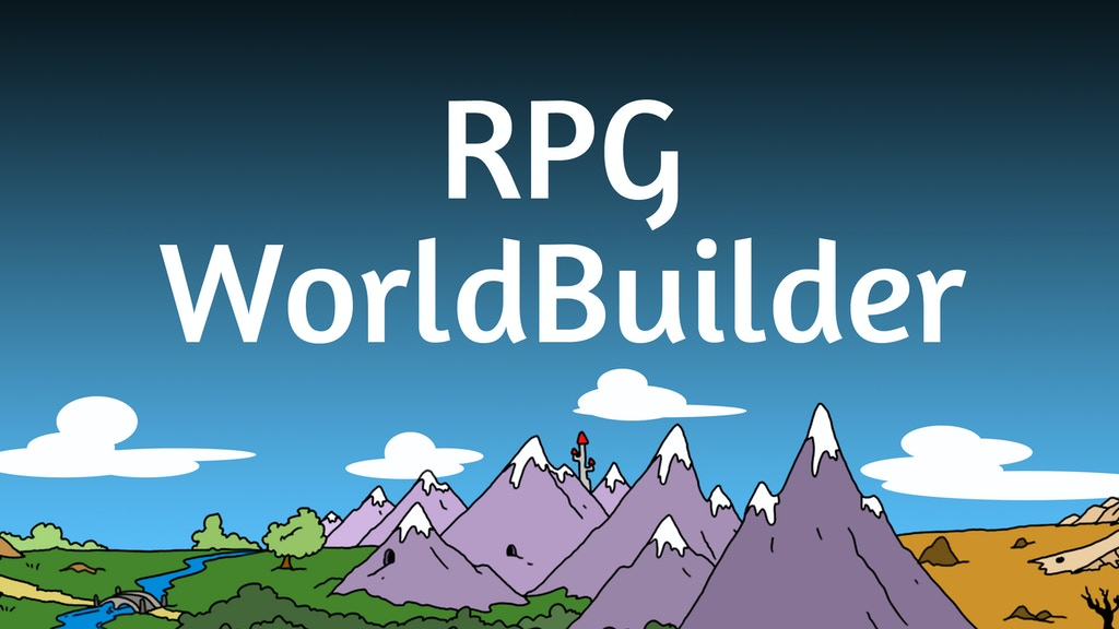 RPG WorldBuilder project video thumbnail