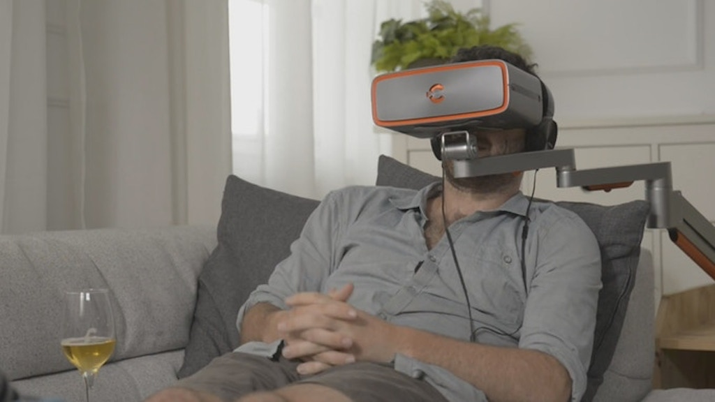 Cinera: An Immersive Personal Theater Headset project video thumbnail