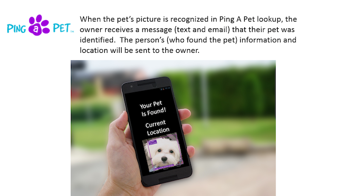 Owner Notification of Lost Pet