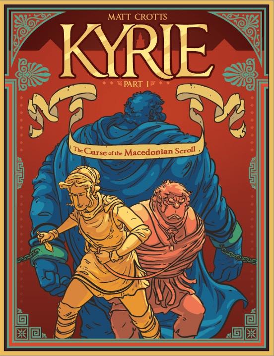 818db77e714 KYRIE by matt crotts — Kickstarter