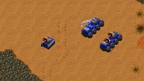 Dune 2: New Vehicles & Houses!