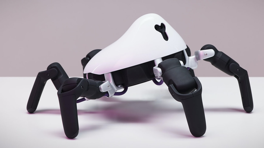 HEXA: Programmable, Highly Maneuverable Robot project video thumbnail