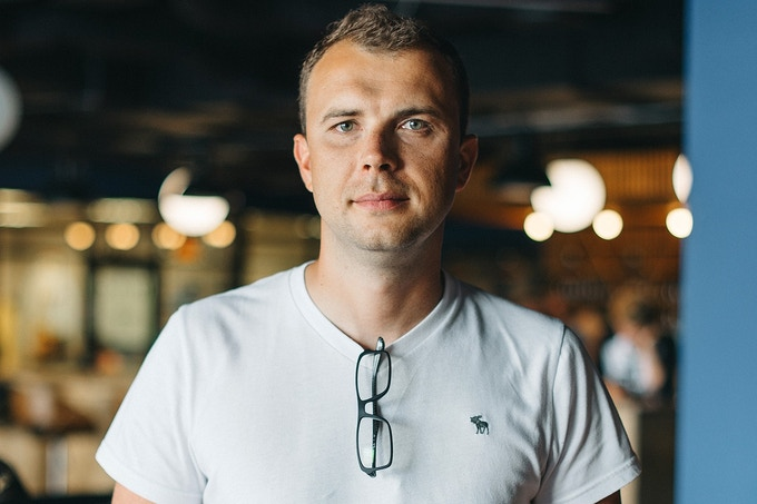 Oleg Vlasenko, founder of HURU