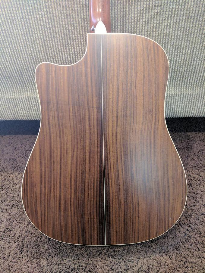 Dan's Taylor 410CE Guitar