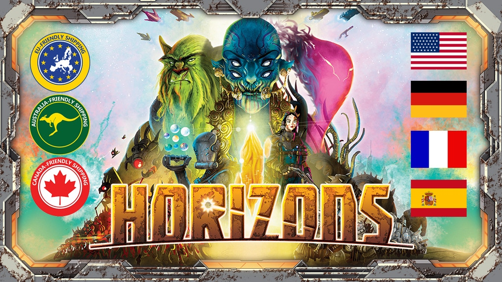 Horizons project video thumbnail