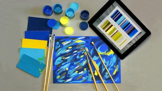 Color is Design. Find your unique color vision.