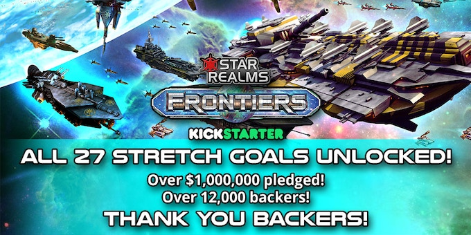 Scroll down to see all the Stretch Goals.