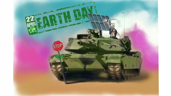 Earth Day 2276
