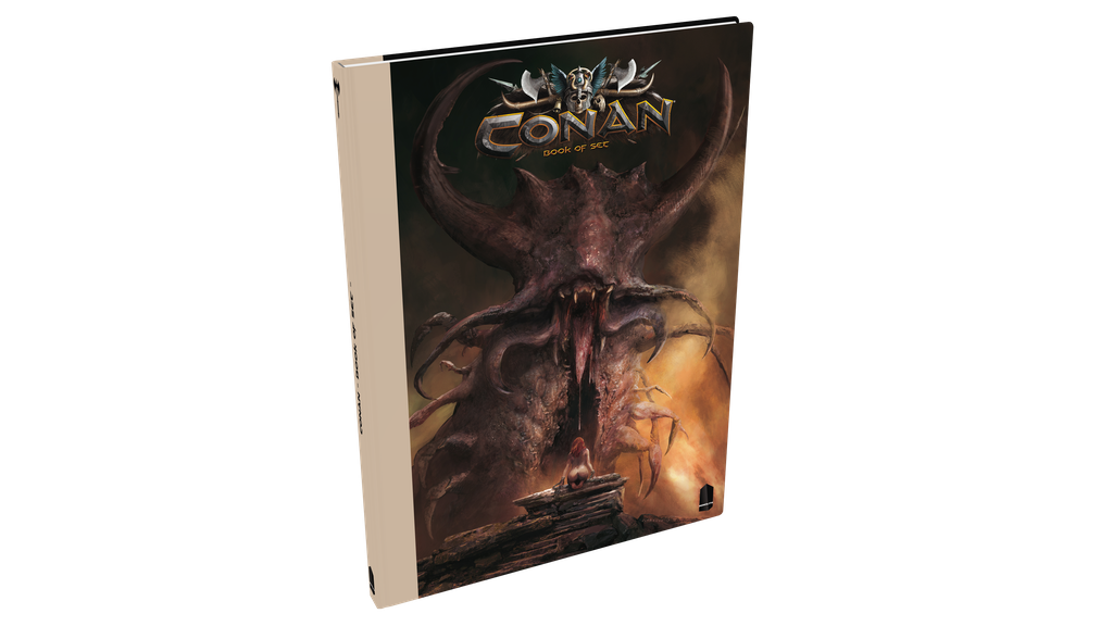 Conan: The Book of Set project video thumbnail