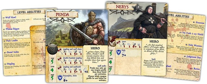 Choose to play Penda the Bloody-Handed, or Nerys!