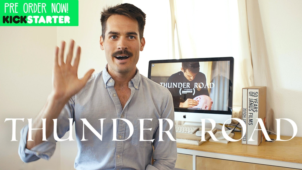 THUNDER ROAD project video thumbnail