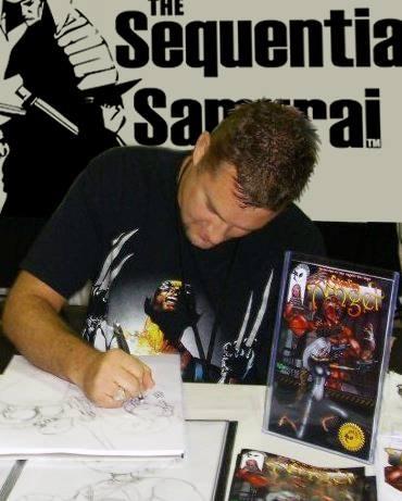 G.David Cooper AKA Sequential Samurai