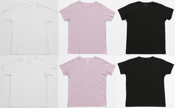 white / lavender / black
