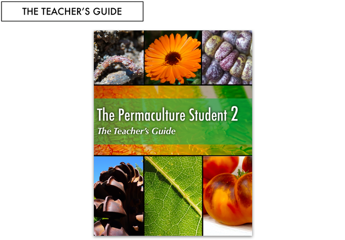 The advanced permaculture student online by matt powers kickstarter you can teach this course in your classroom with the permaculture student 2 teachers guide it pairs with the permaculture student 2 textbook workbook as fandeluxe Image collections