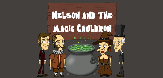 Nelson and the Magic Cauldron
