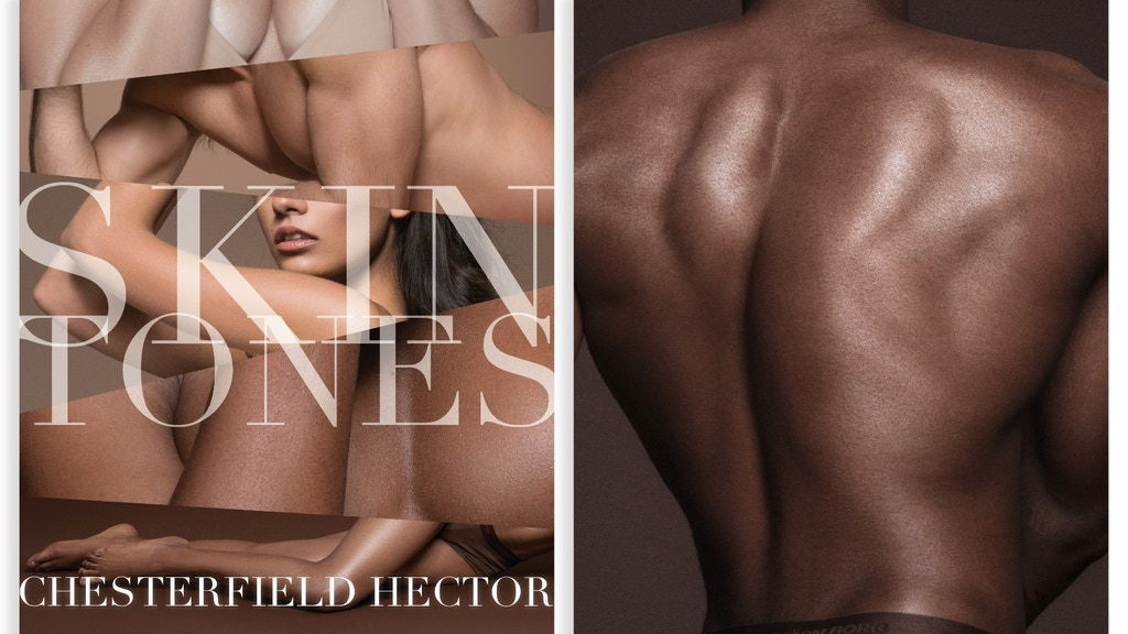 Skin Tones - A Portrait Photography Art Book project video thumbnail