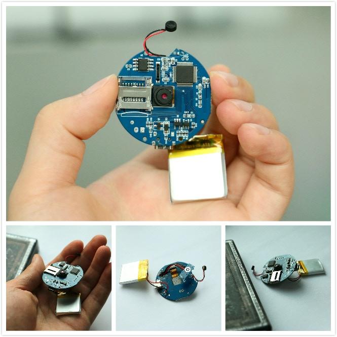 FOMO PCB V2.0
