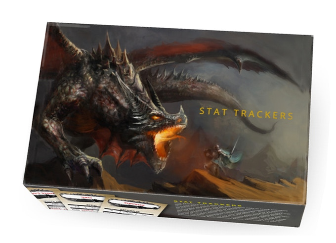 At $25,000 we upgrade to a two-piece box with this great artwork (note: this is a mock up, actual design may vary)