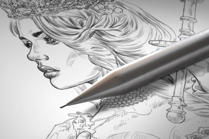 Original Pencil Art