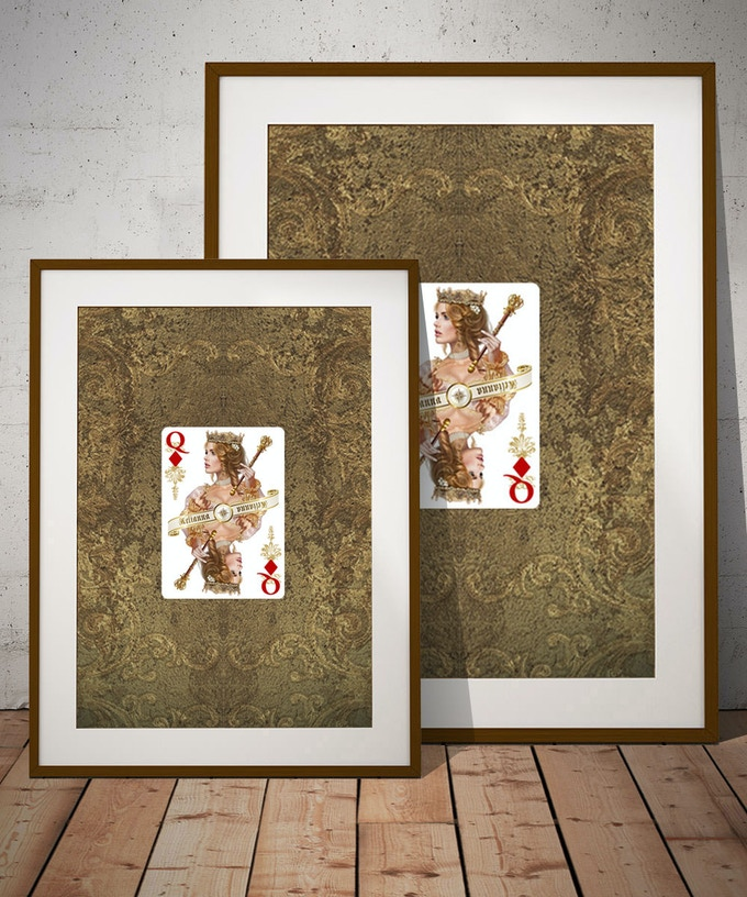 A3 and A2 Art Print Formats